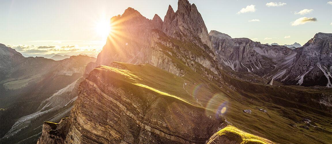 Bestaunen Sie auf unserer Carreise ins Südtirol die majestätischen Dolomiten