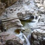 Die Gesteinsformationen des Bernina