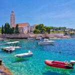Bereisen Sie die Insel Hvar auf Ihren Radferien in Kroatien mit Carreise ab Bern.